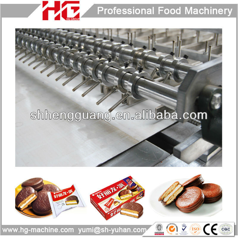 factory price baked cream pie filling machine