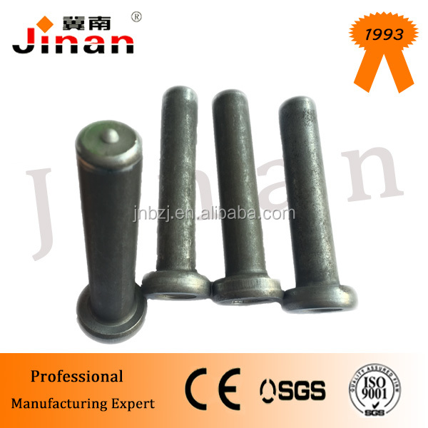SWRCH18A ISO13918 AWSD1.1 shear stud connector China <strong>Manufacturer</strong> shear bolt connector on stock