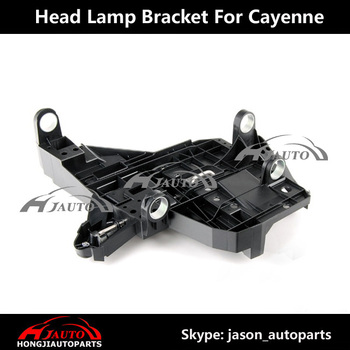 Car Head Light Lamp Mount Bracket for Porsche Cayenne 95563104300