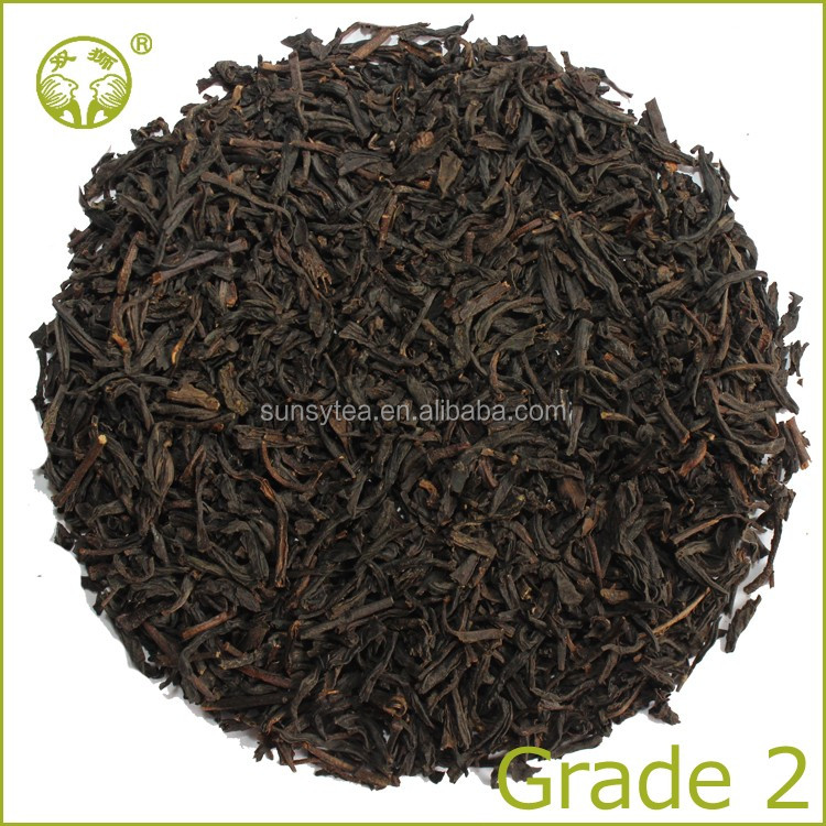 Free sample Chinese black leaf bulk black tea loose leaf tea