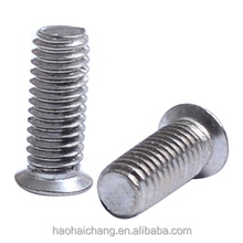 High precision stainless steel binding post screw