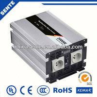 2000w Modified sine wave solar inverter 12v 220v with CE & RoHS inverter l1000a