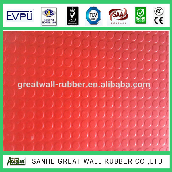 pvc anti slip mat Muti pattern anti slip rubber mats for stairs pvc soft sheet