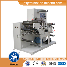 CW&CCW Differental Shaft Label Rotary Die Cutting Machine