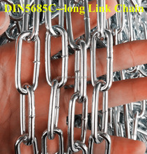 2018 low price good quality DIN5685A short / DIN5685C long link Galvanized DIN5685 Chain For Europe Market