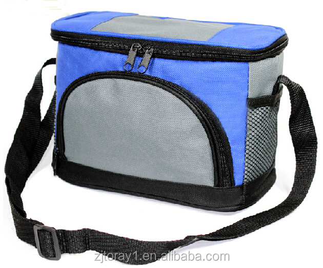 Fashionable 6 Can Cooler Thermal Bag Wholesale