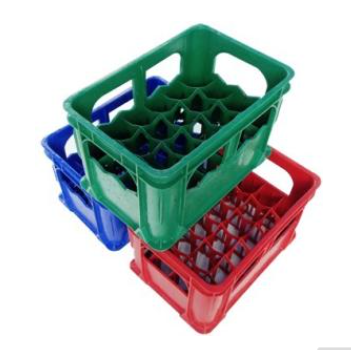 High Quality Durable Beer Bottle Box Plastic Beer Crate