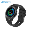 APPSCOMM 2018 Smart Watch Bluetooth Digital Water Resistant Sport Heart Rate Monitor Smart Wristwatches with Physical Pointer