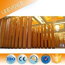 Folding Acoustic Wall Partition Movable Panels