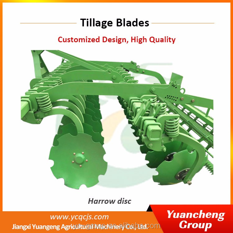 Zhejiang OEM Manufacturer Disc Plow Tractor Parts