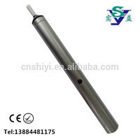 Aluminum, High quality, Strong suction, Manual desoldering pump, Aluminum desoldering pump