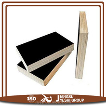 best price good quality slatted MDF melamine low price good quality 18mm Black Film Faced Plywood,Marine Plywood