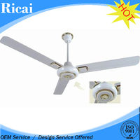 Speed Commercial Grade Adjustable CE CB cheap ceiling fans with brushless motor