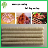edible collagen casing of sausage