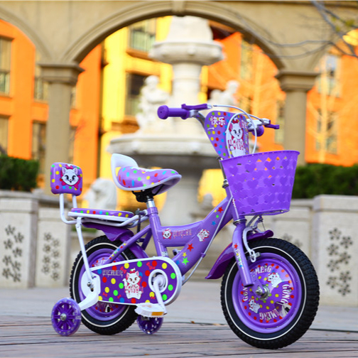 Children Bike 12 14 16 18 Inch Baby Bicycle Kids Cycling Bicycle