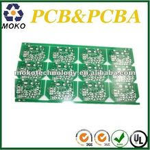 Green Single Side Pcb Prototype