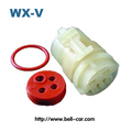 PA6 car 4 poles female male connectors good quality DJF7041Y-W6.3-21