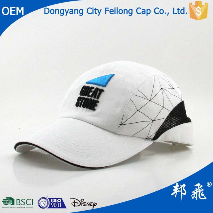 Race Running Outdoor Sports Hat custom logo caps