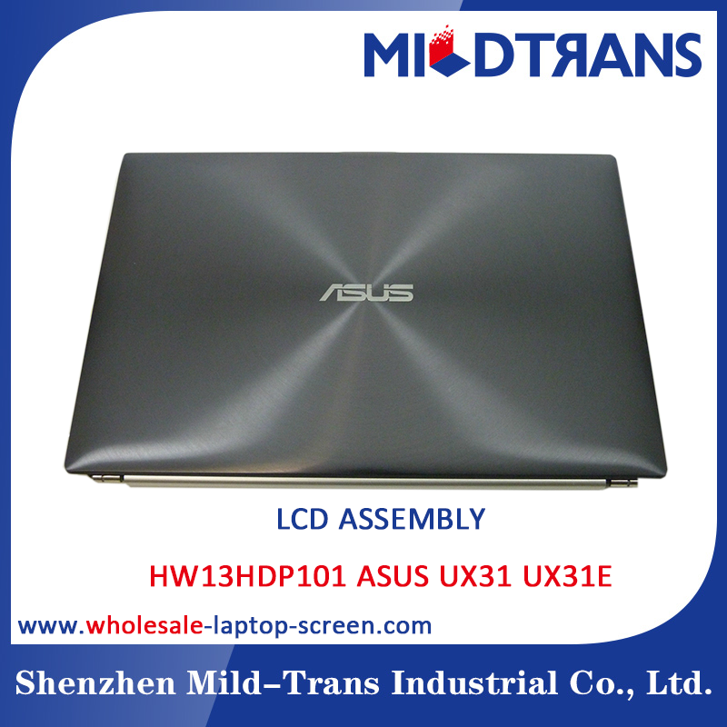HW13HDP101 CLAA133UA02S LCD Screen Assembly for Asus Zenbook UX31 UX31E Laptop