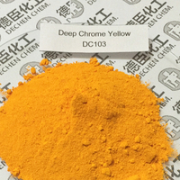 Good Quality Deep Chrome Yellow for Paint, Plastic, ink c.i.p.y34