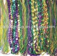plastic bead Necklace