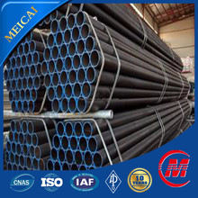 high quality mill test certificate mild round erw steel pipe