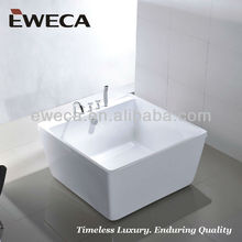 2 person Square Chinese Soaking tub