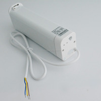 KECO Curtain Motor KA80A with wireless controlling and super quiet design used in high quality electric curtain