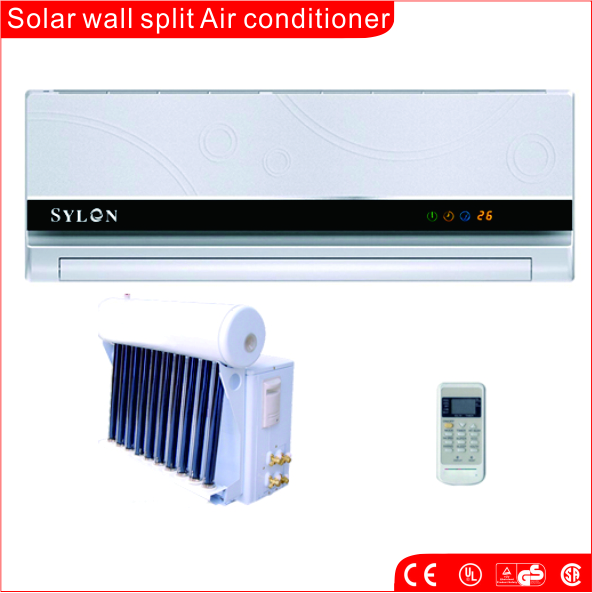 18000BTU 2015 New Design Export CE UL Solar Energy Saving Home Soalr gree air conditioners