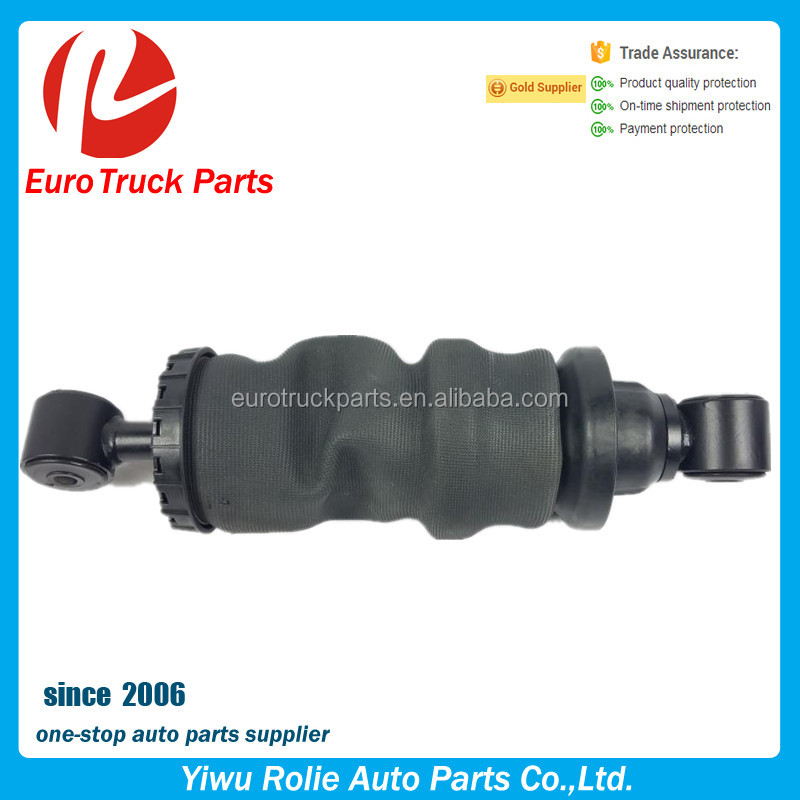 OEM 313077 81417226072 Heavy Duty European Tractor Suspension System MAN TGA/TGS/TGX truck cabin shock absorber