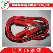 2015 professional car booster cable jumper by pvc bag