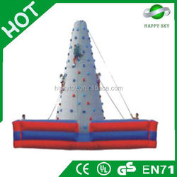 Good quality children inflatable rock climbing wall,kids rock climbing walls,rock climbing walls for sale