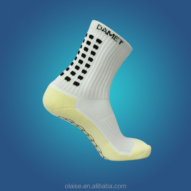 Adult yeezy moisture absorbent and anti sliding sports anti odor socks