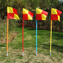 outdoor Custom soccer flags