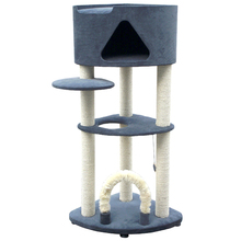 Sisal Cat Tree Condo Furniture Products For Cats