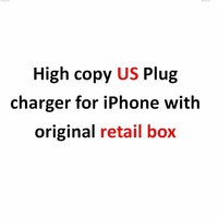 Free DHL shlpping wholesale mobile phone charger high quality A1385 US charger for iphone 5/5s/6/6s with retail box