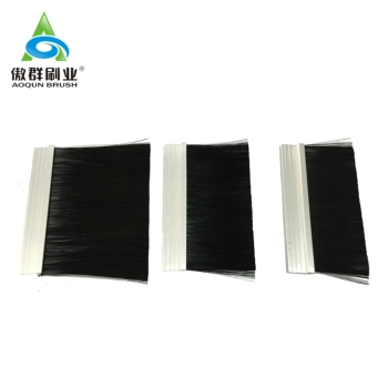 Nylon Bristle Sealing Weather Strip Brush for Sliding Door Seals