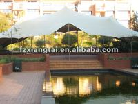 PU Stretch tent fabric for waterproof
