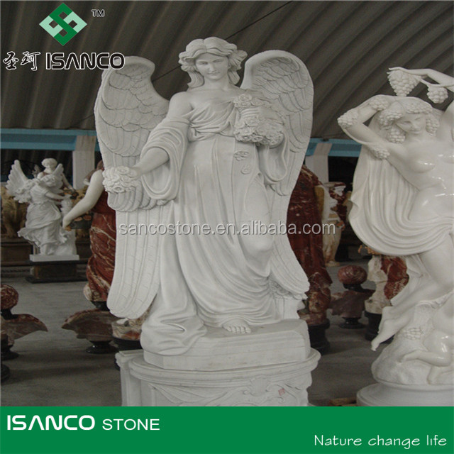 Figure Stone Carving Sculptures