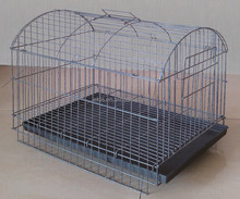 Metal Dog Cage Kennel Sturdy Pet Puppy Crate Kennel dog