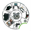 wheel kit for electric bike