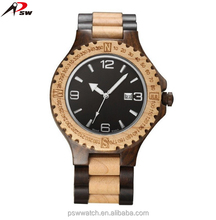 Factory directly sale fashion new design charm couple style wooden watch