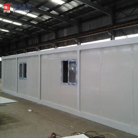 Fireproof Prefab Container Cabins House Container