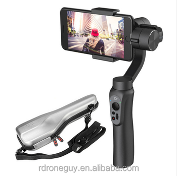wholesale 3 axis stabilization system handheld gimbal video phone camera stabilizer