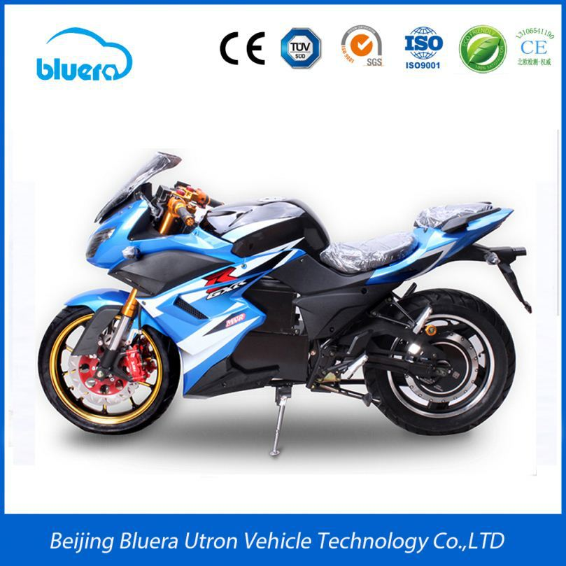 New Model Treet Racing Sports Folding Electric Motorcycle 50Cc