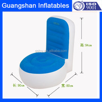 Blue Custom Inflatable Single Sofa Design Furniture China Suppliers