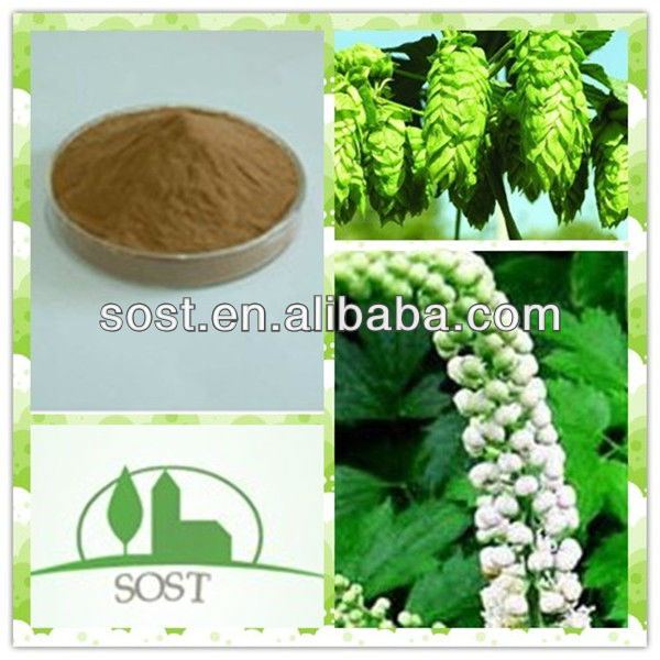 100 Percent Natural Cimicifuga Racemosa Extract