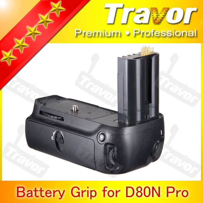 Travor For NIKON D80 D90 Vertical Battery Grip for nikon dslr wholesale