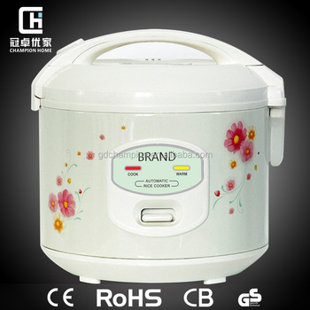 Hot-sale Non-stick Coating inner pot Deluxe Rice cookerCE,CB