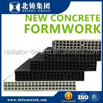 formwork tools plastic template reinforced cement concrete mold losp timber